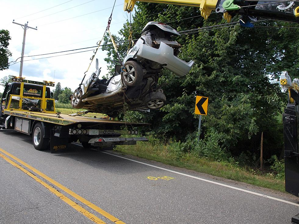 3 People Were Killed In A Weekend Crash In NH