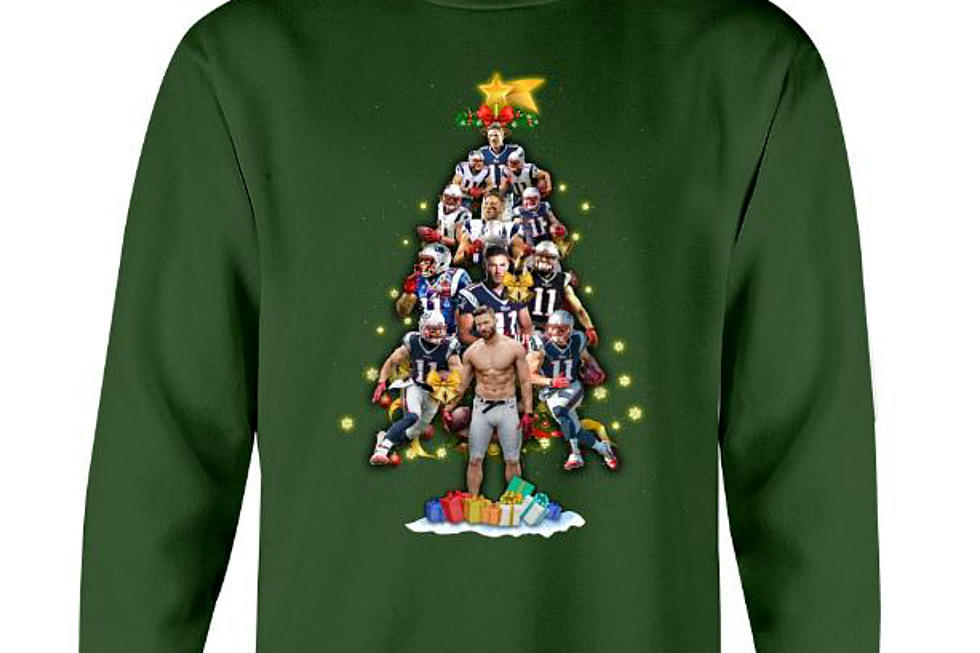 detailing 3e318 409b8 The Julian Edelman Fan In Your Life Wants This Sweater