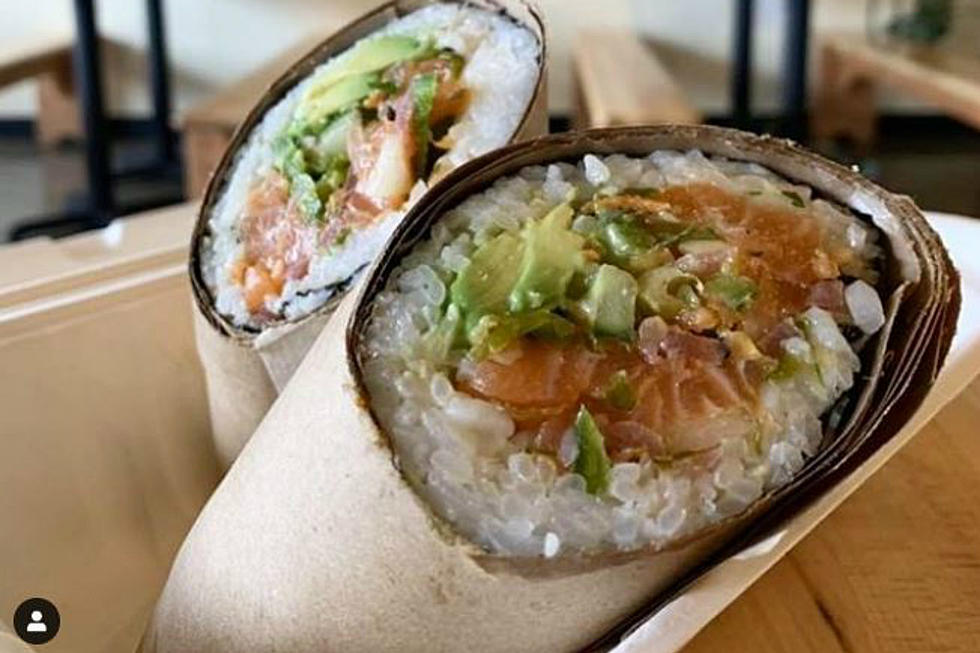 Sushi Burritos Are A Thing At This Eatery In Exeter Nh
