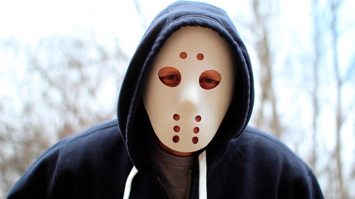 Картинки убийцы в маске