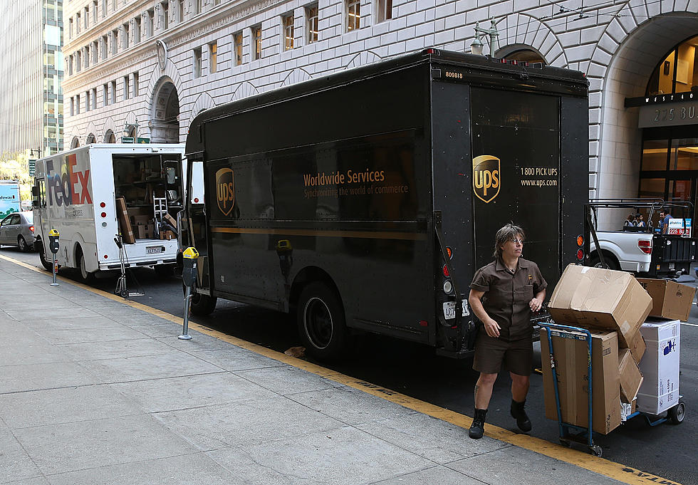 Getting a Package From UPS? Future Delays Possible