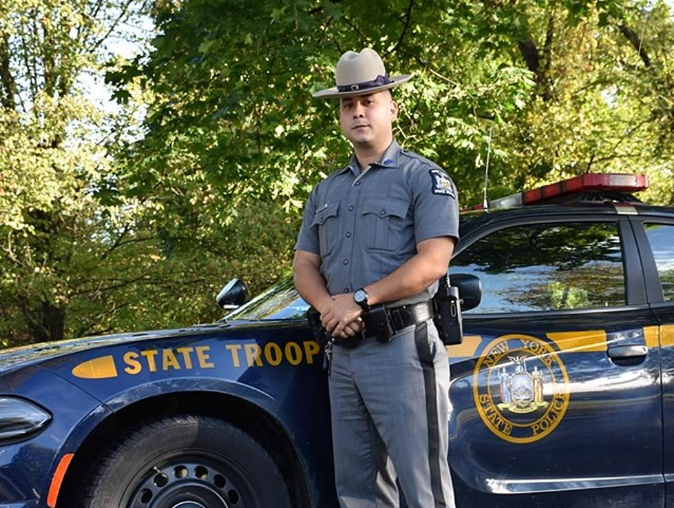Hudson Valley State Trooper Saves One-Year-Old's Life