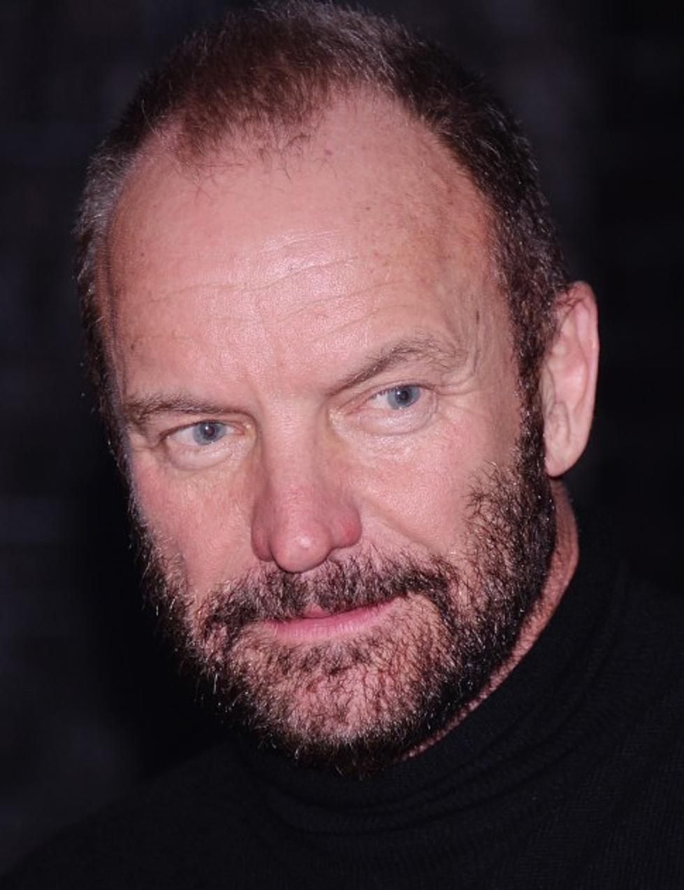 Friday October 2 Happy Birthday Sting