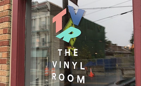 First Look At The Vinyl Room Bar And Record Store