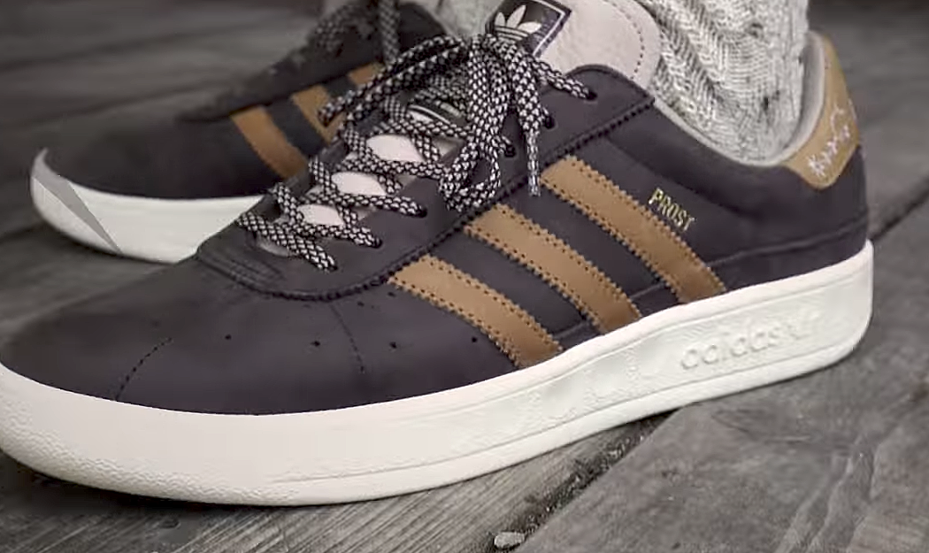 brand new 63dcc 693b6 Adidas Now Has Barf Resistant Shoes in Case You Get Sick at Octoberfest