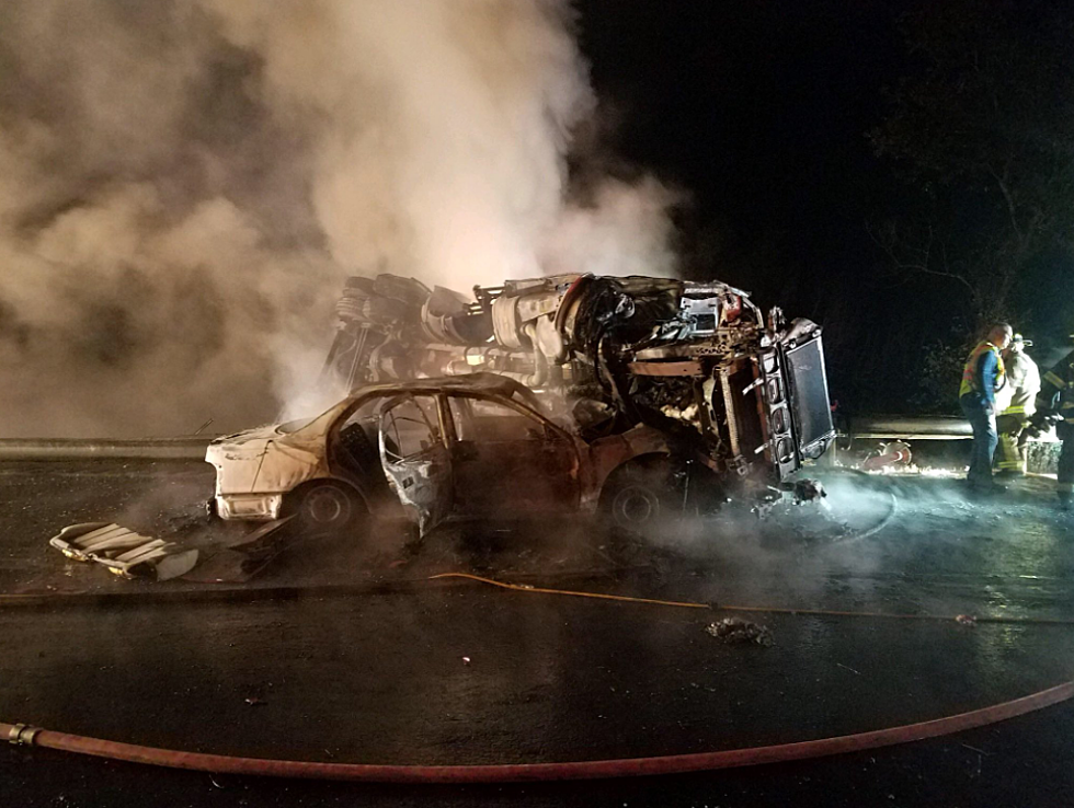 Traffic Alert: I-84 Closed Monday Morning