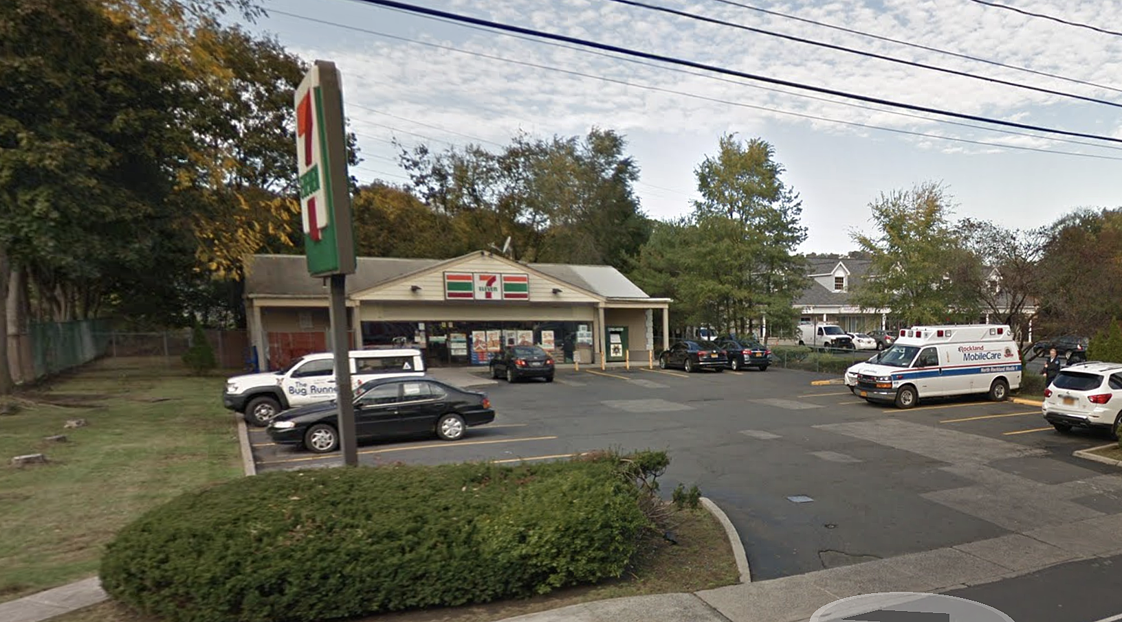 Man Intentionally Hits Family With Vehicle at HV 7-Eleven