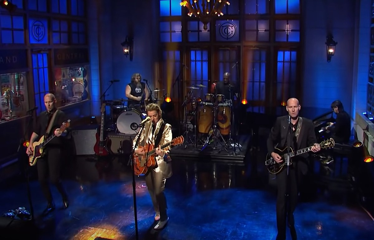 Hudson Valley Musician Joins in on 'SNL' Performance