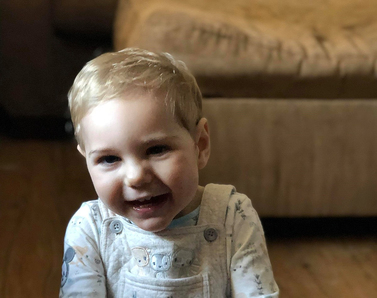 Fundraiser To Be Held For Local Baby With Rare Brain Disease