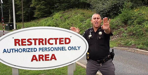 Ulster County Sheriff's Office Releases Lip Sync Video