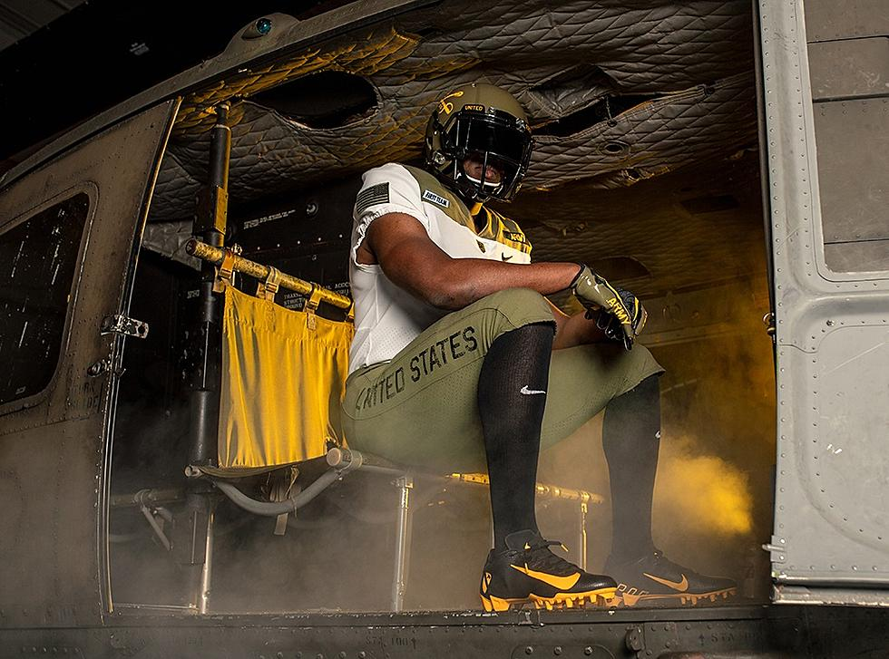 Army Football Unveils New Uniforms For Army Navy Game