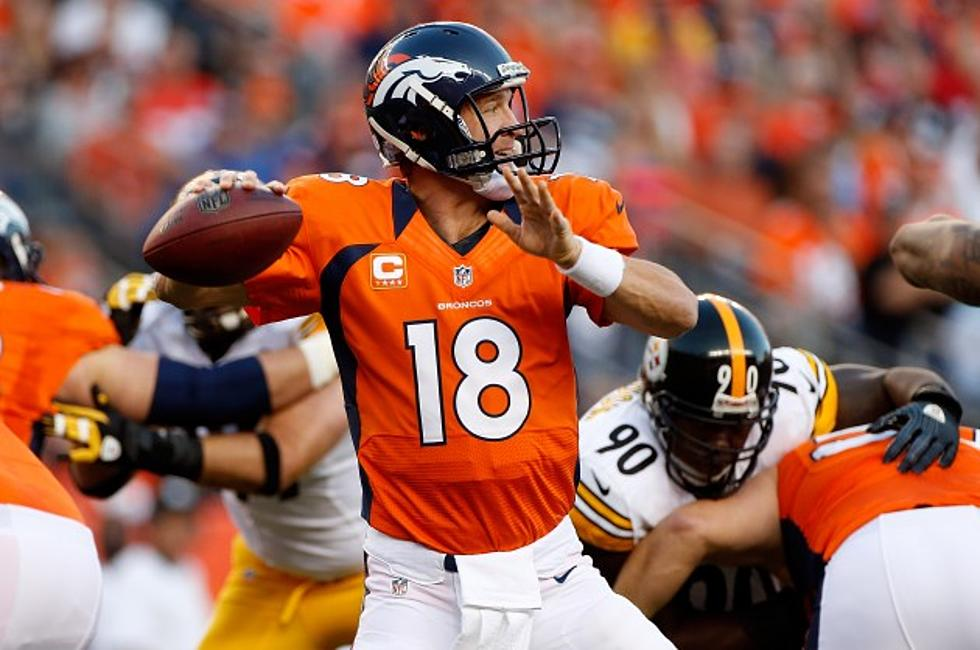 uk availability ca332 af3ab Peyton Manning's Number 18 Jersey Banned in Colorado School ...