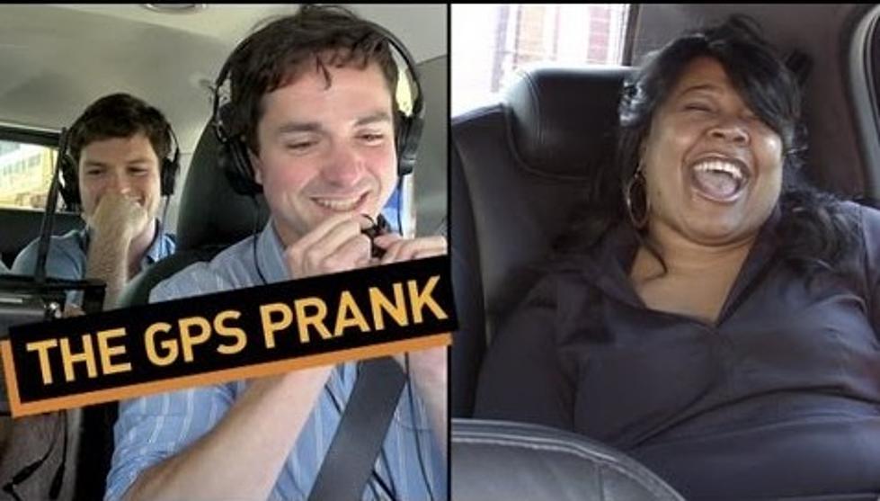GPS Prank is Very Eerily Funny