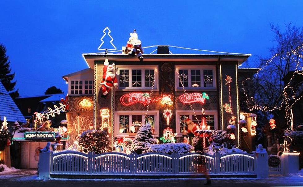 Let The Christmas Lights Debate Begin