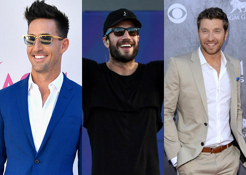 The Top 10 Sexiest Male Country Stars Do You Agree