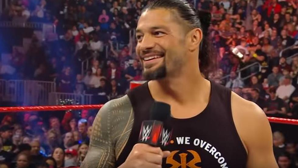 Roman Reigns Announces His Leukemia Is In Remission