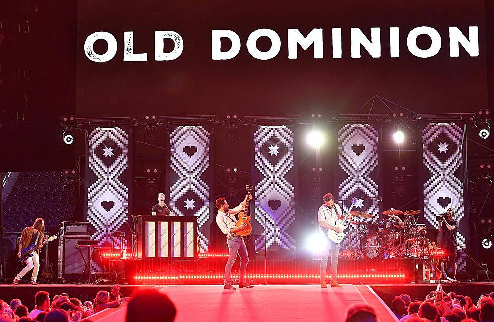 Old Dominion Coming To The Ford Center