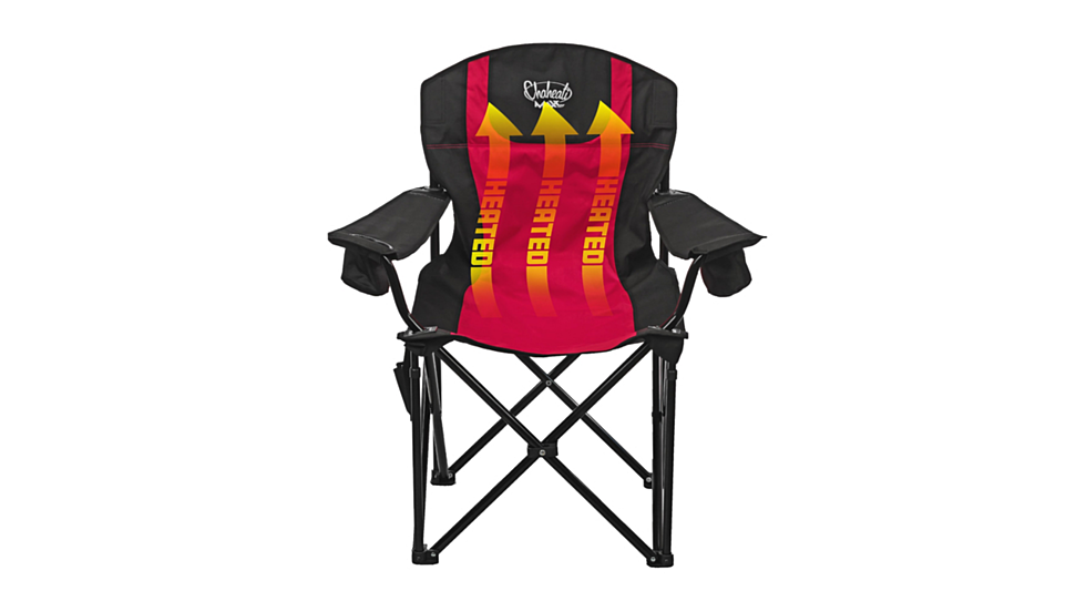 Groovy This Heated Chair Is Perfect For Your Kids Sporting Events Unemploymentrelief Wooden Chair Designs For Living Room Unemploymentrelieforg