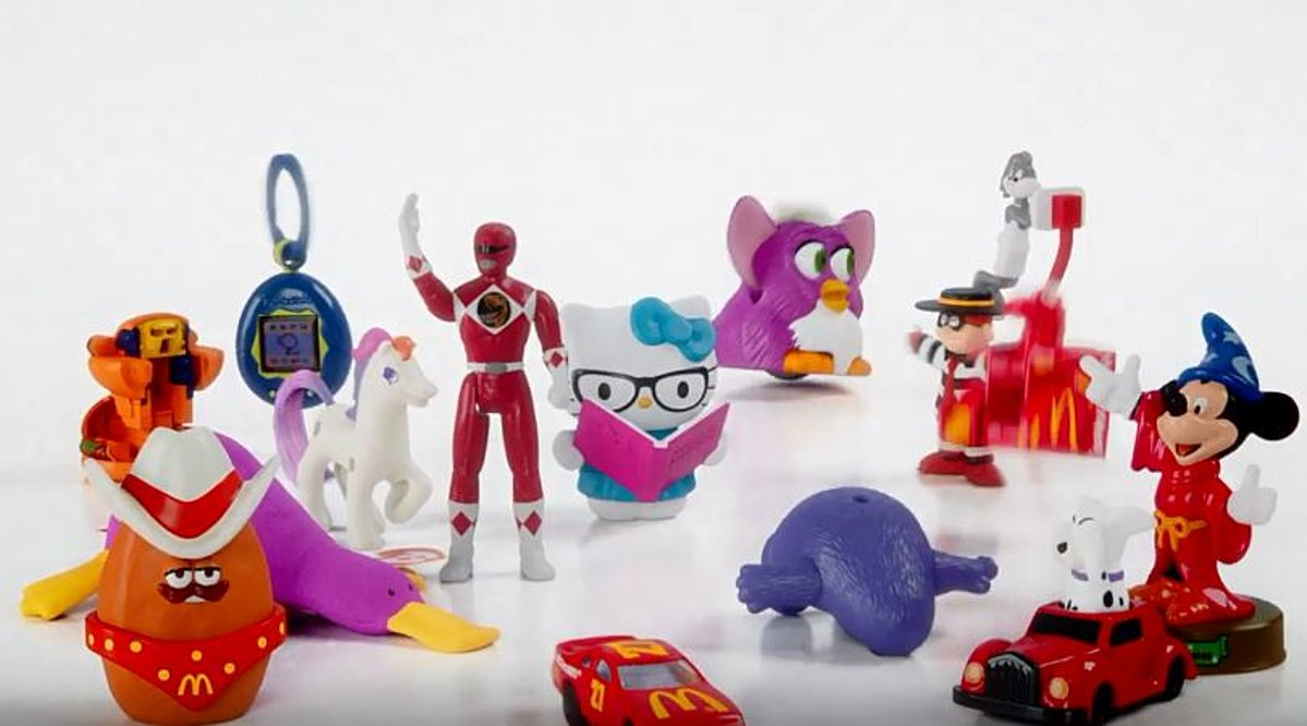 Mcdonald S Bringing Back Happy Meal Toys From Past 40 Years