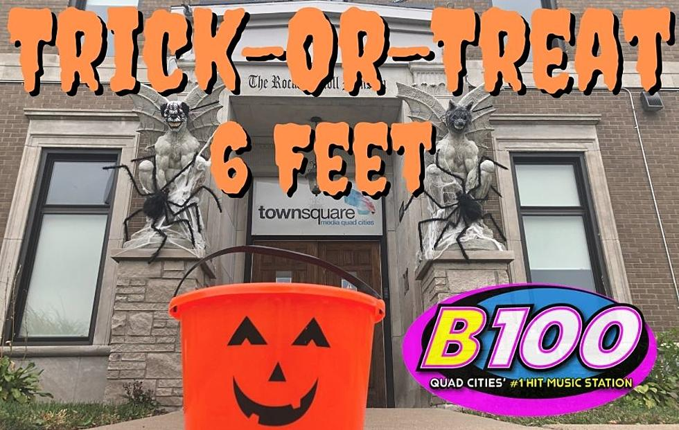 Quad Cities Halloween Parties October 26, 2020 Trick Or Treat 6 Feet With B100