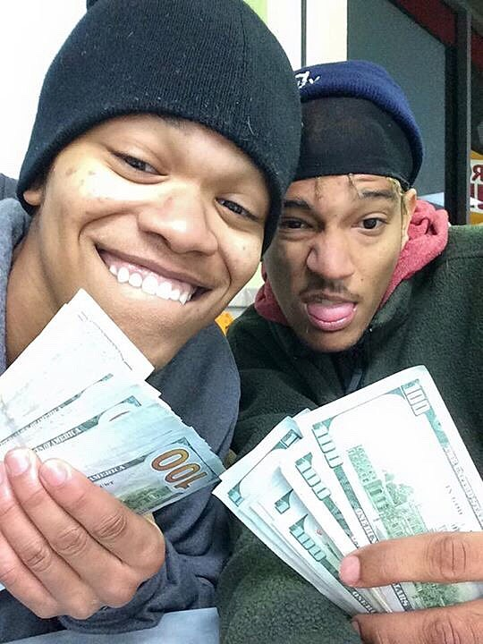 Burger King Ballers Busted After Selfies Upload to Owner's