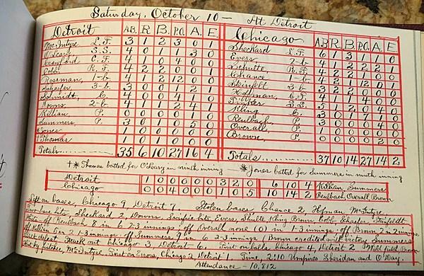 Box Scores Mlb Games
