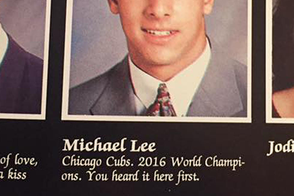 Senior Quote From 1993 Predicts Cubs As World Series Champions