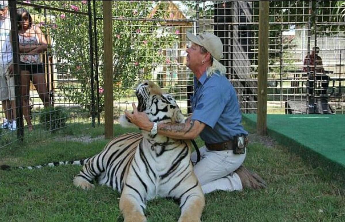 Resultado de imagen de tiger king netflix
