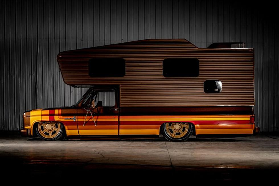 Brown Sugar Featured At 2020 Rod Custom Show For Auction On Ebay