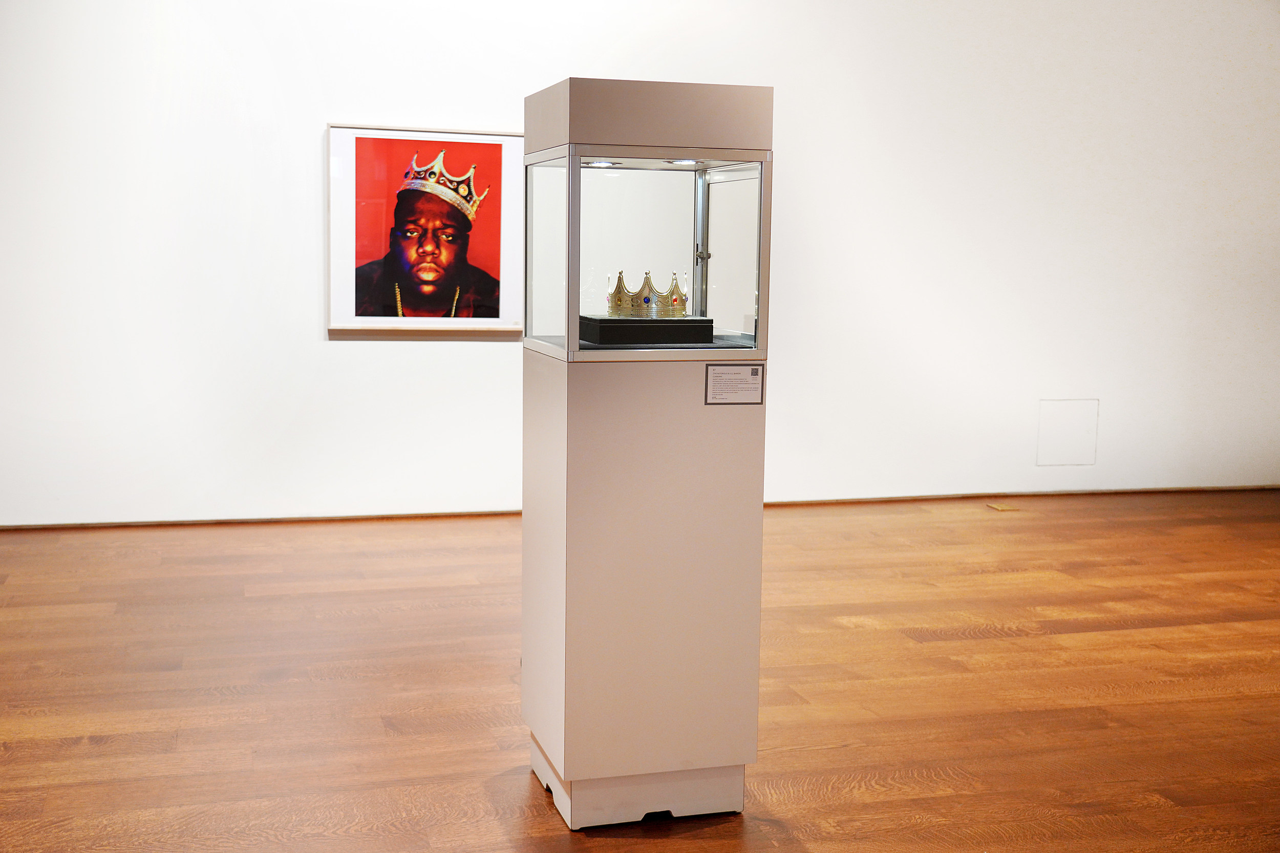 Notorious B.I.G.'s $6 Plastic Crown Sells For $594,750 At Auction