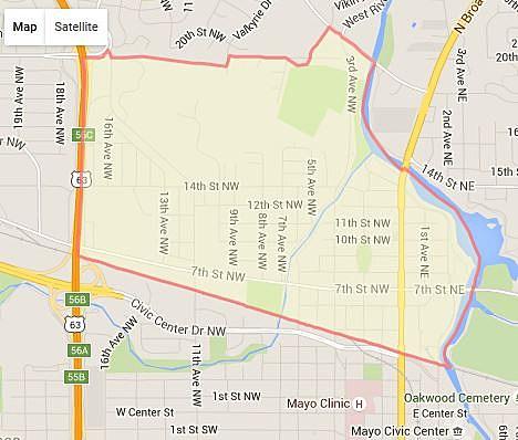 The Most Dangerous Neighborhoods In Rochester Minnesota