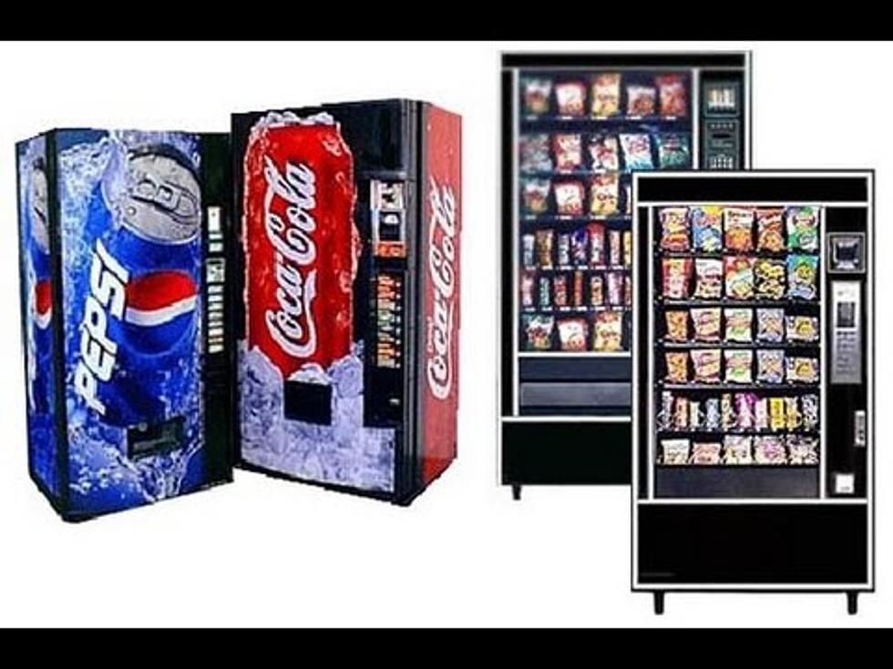 Check Out These 7 Vending Machine Hacks