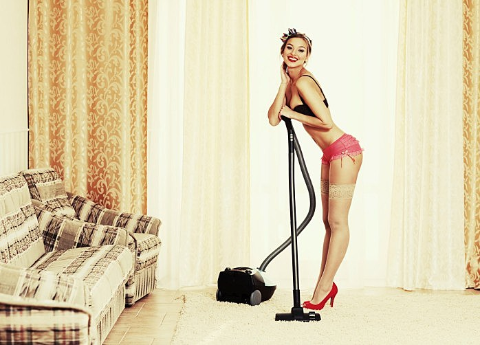 Topless House Cleaning