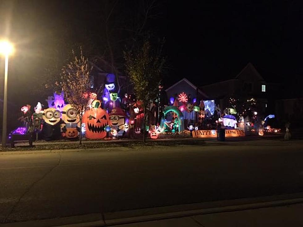 This Rochester House Has The Most Insane Halloween Decorations