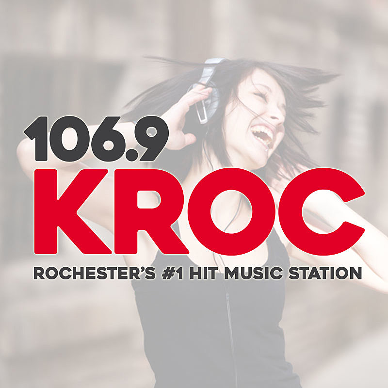 106 9 KROC – Rochester's #1 Hit Music Station – Rochester