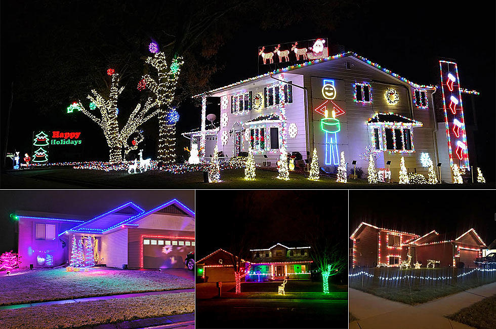 Rochester and SE Minnesota's Best Christmas Light Displays