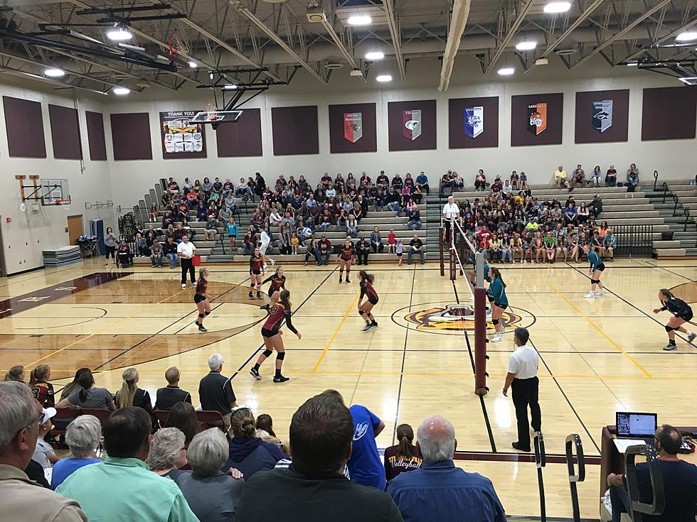 Fillmore Central Falls To Stewartville In Tough Volleyball Match