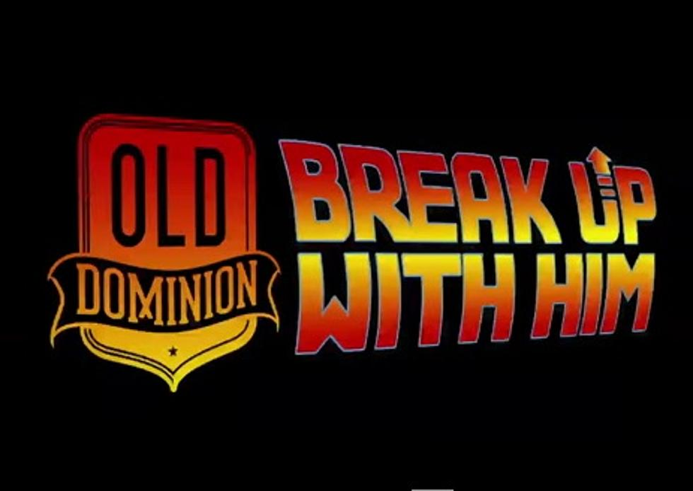 Sneak Peak At Old Dominion's 'Break Up With Him' Video