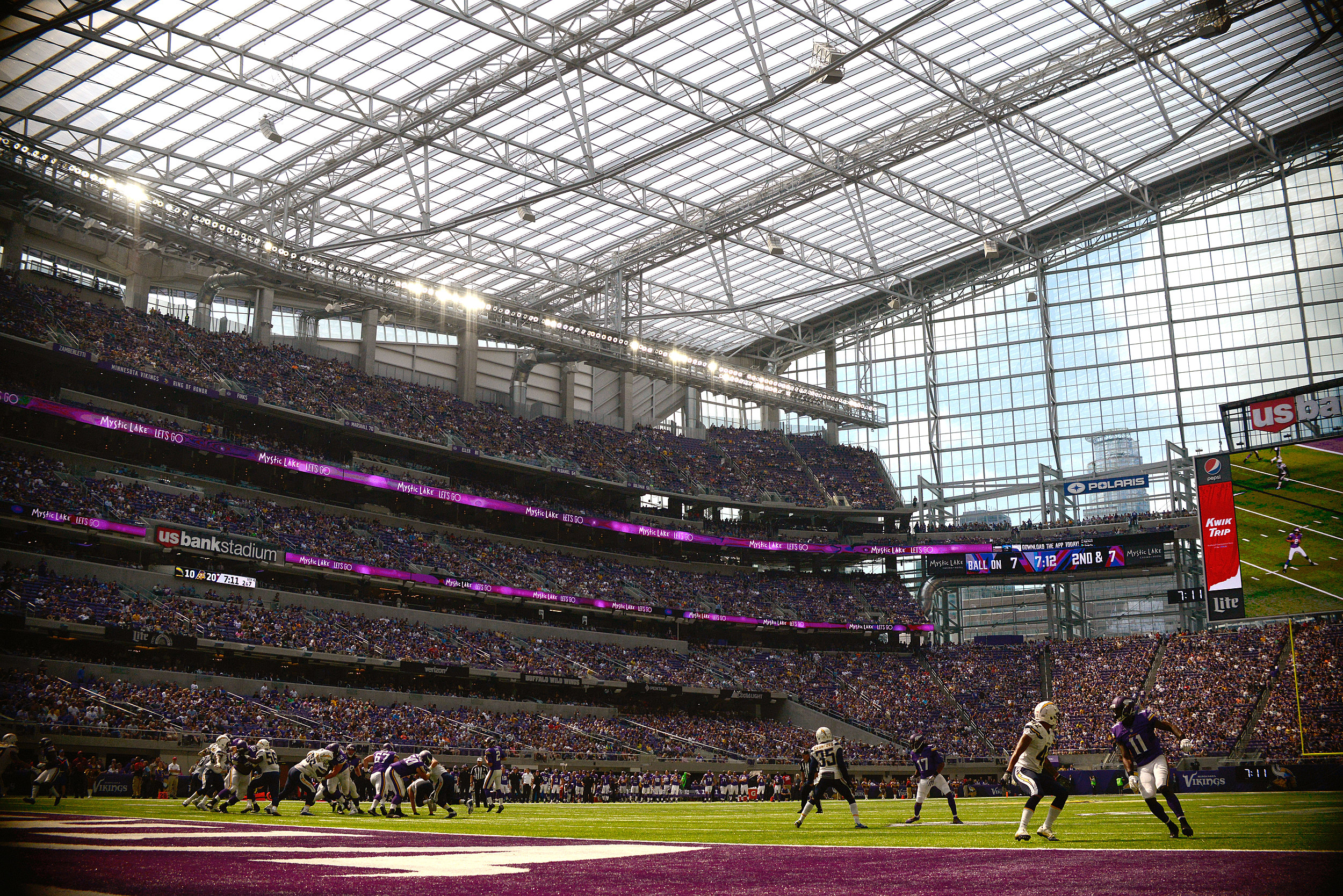 The NFL's Best Home Field is Right Here in Minnesota