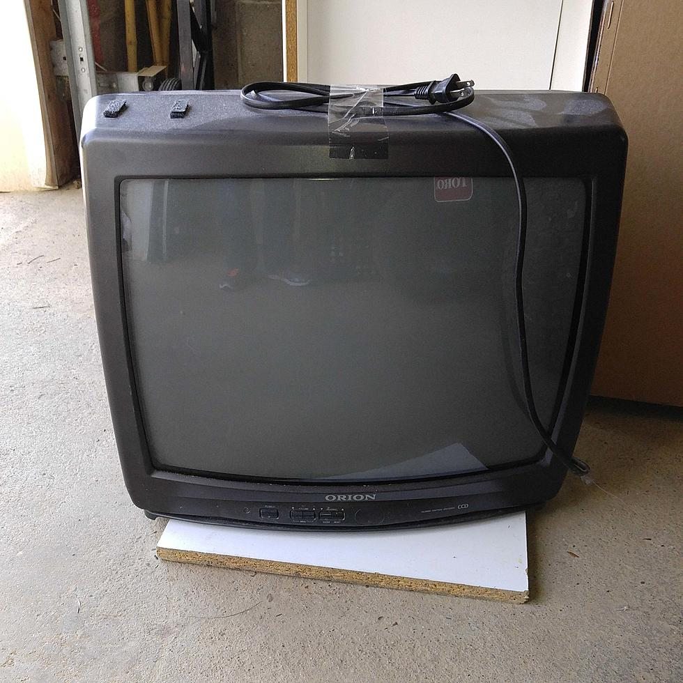 How To Get Rid Of An Old Television