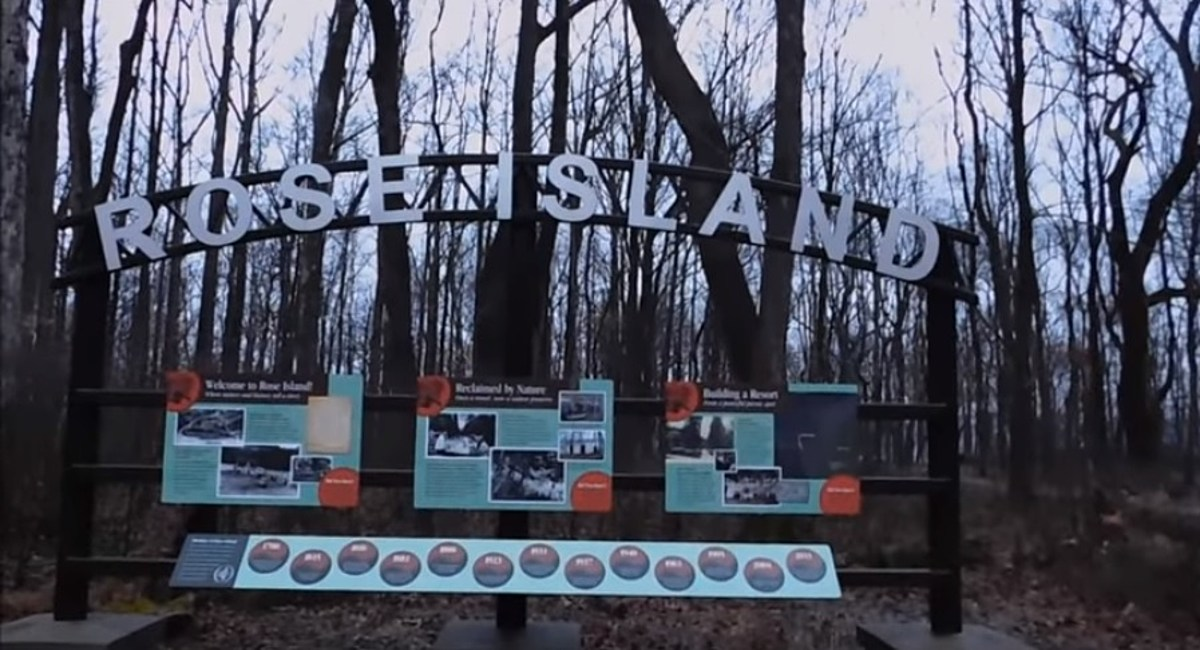 You Can Hike Through This Abandoned Southern Indiana Theme Park