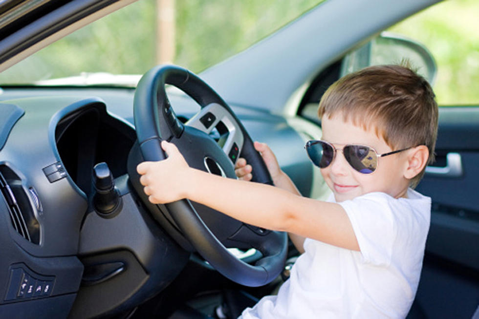9 Year Old Wisconsin Kid Steals Car Heads To Grandmas House VIDEO
