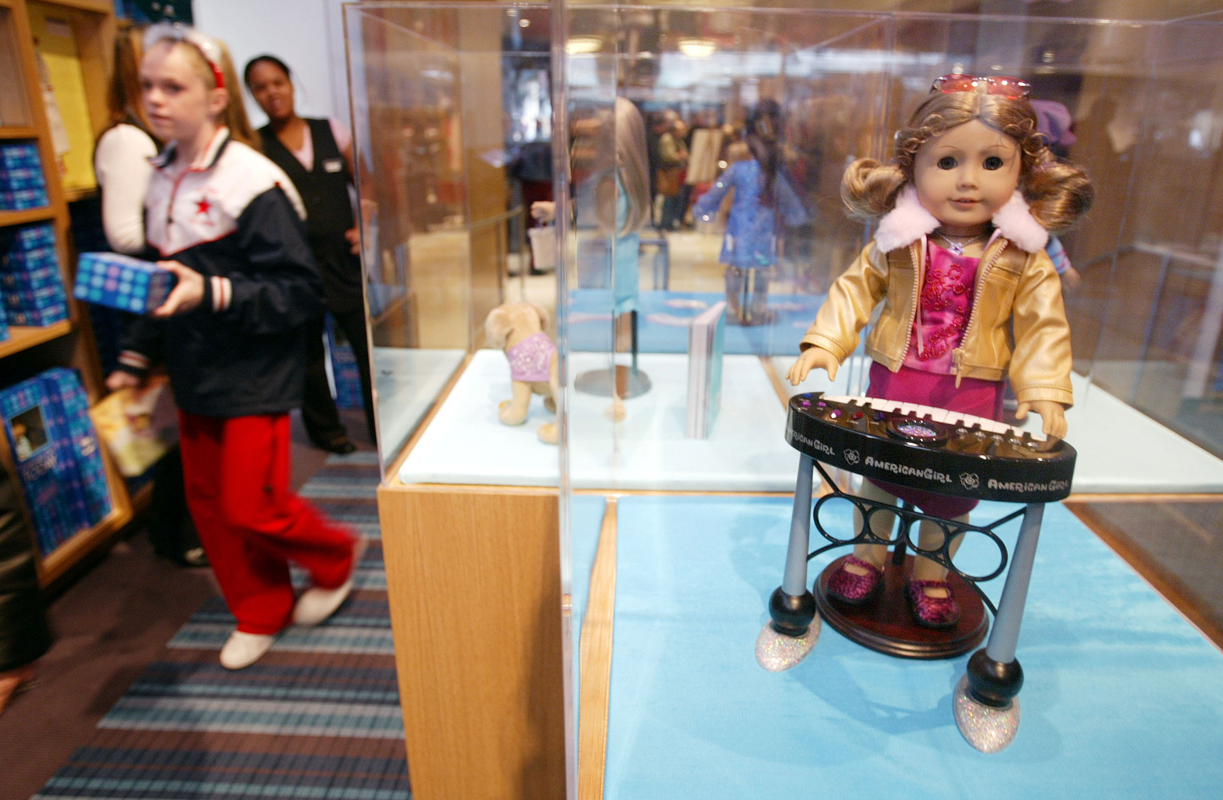 Your Original American Girl Dolls Are Worth A Lot Of Money