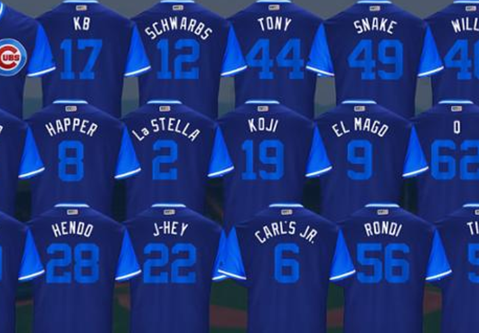 separation shoes 8d7bb 8e55b Cubs Ditch Traditional Jerseys for Nicknames and We Feel Bad ...
