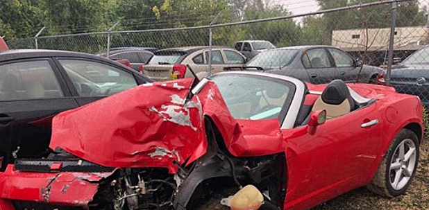 Popular Rockford News Anchor Shares Horrifying Car Wreck Photos