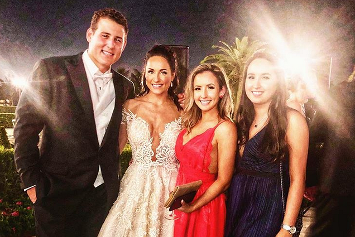 Five Pictures You Need To See From Anthony Rizzo's Miami
