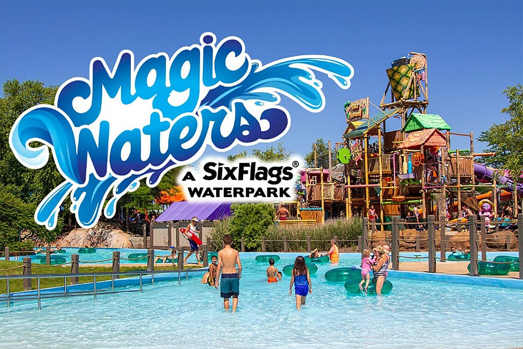 ef25f5065797 Six Flags is hiring 400 people for Magic Waters