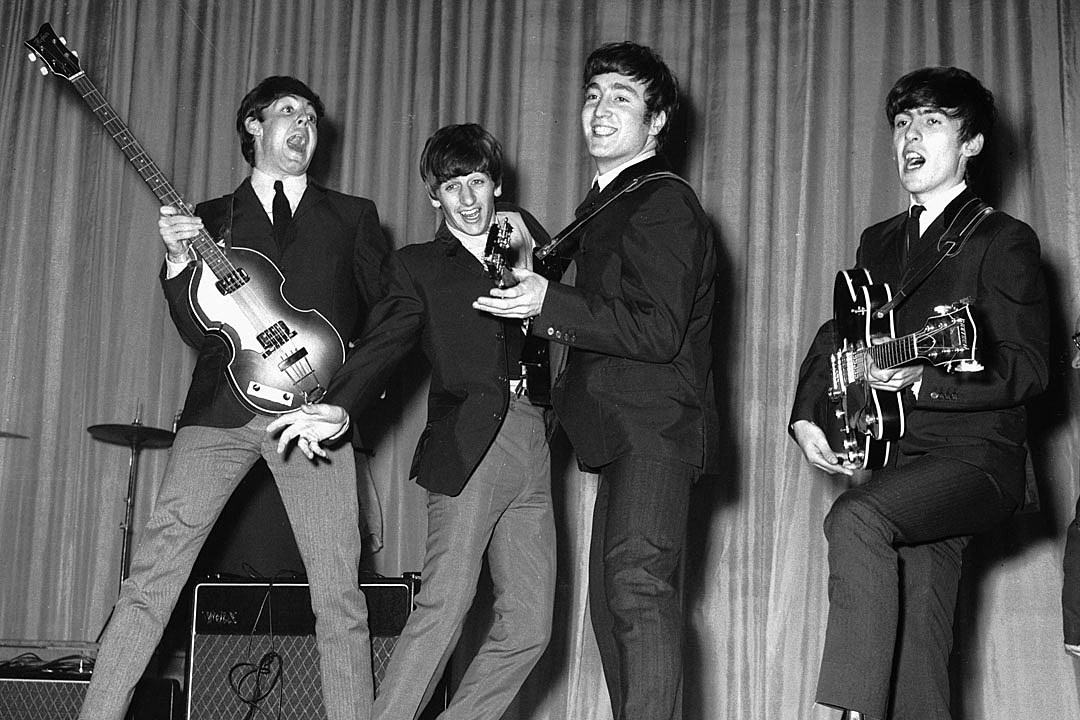 Remembering The Beatles First Number One Hit in America
