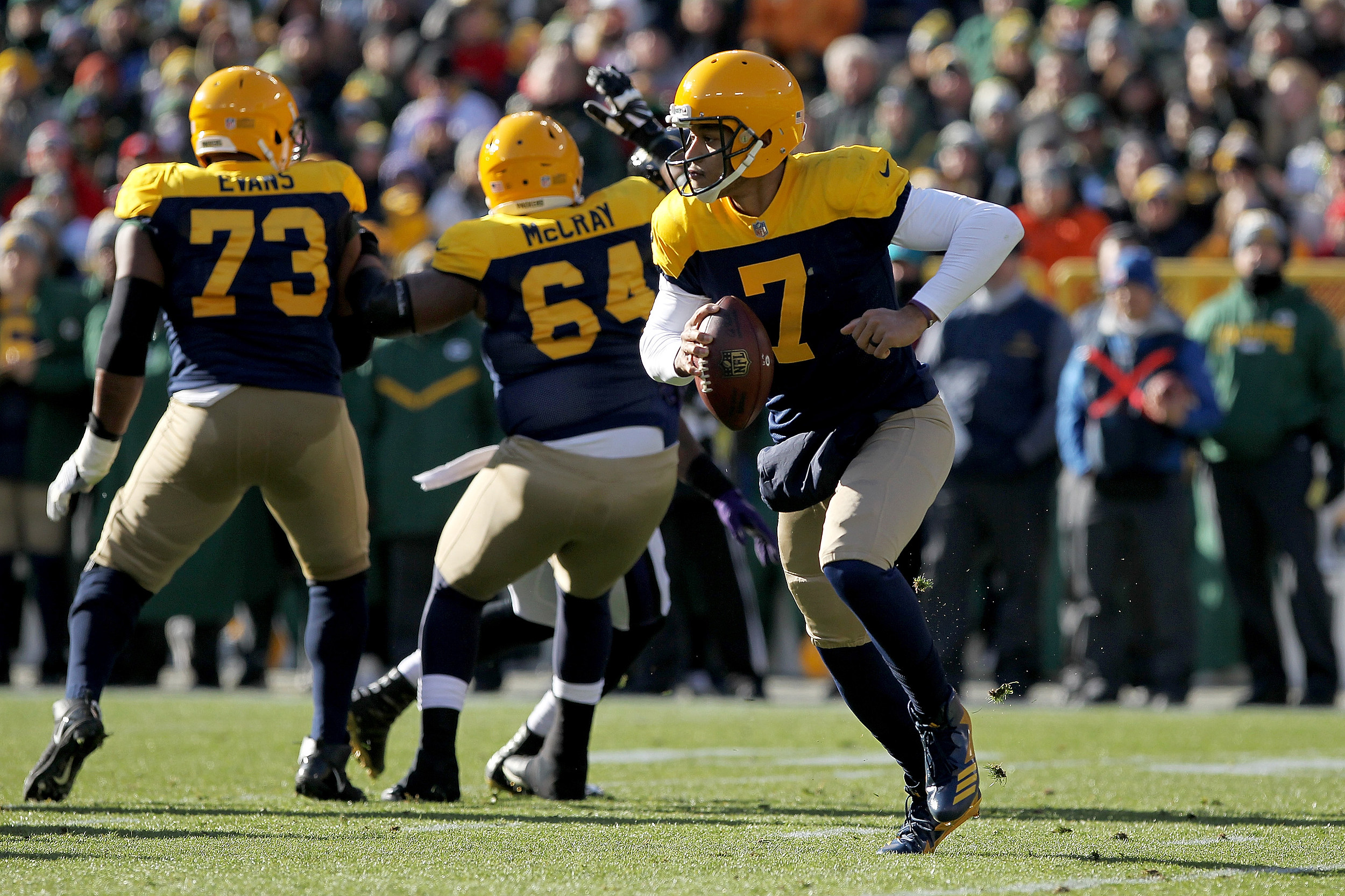 Green Bay Packers Alternate Uniform Ranked Worst In NFL a431b42cf