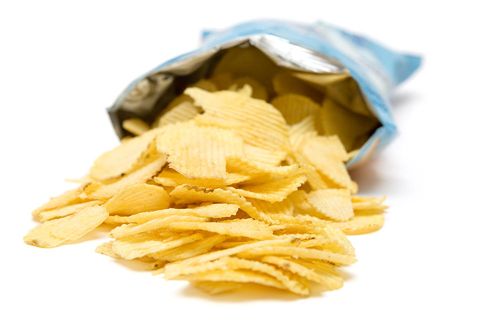 The Average Bag Of Chips Is Over 40 Air